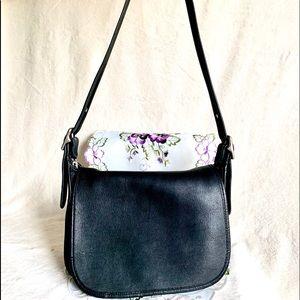 COACH Vintage Patricia Handbag Black